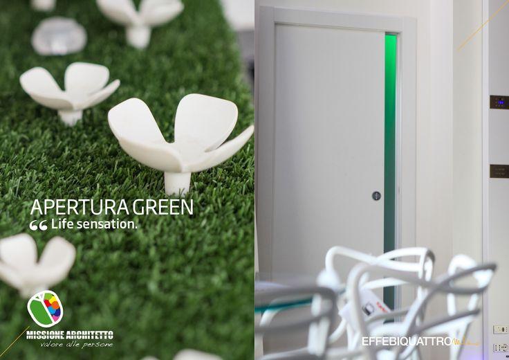 Eco-friendy Architecture, Think Green! Architettura amica dell'ambiente, Pensa Verde! | T R E N D O L O G Y | Doors + Fashion + Technology  #effebiquattro #effebiquattrolab