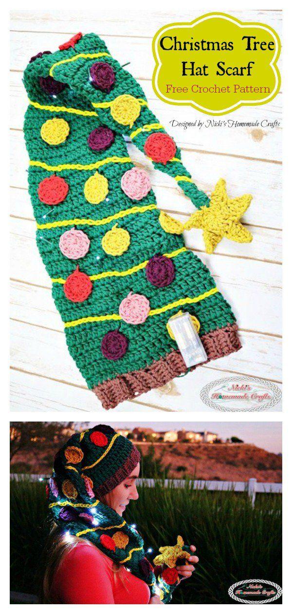 Scarf Hat Duo Free Crochet Pattern Crochet Pinterest Crochet