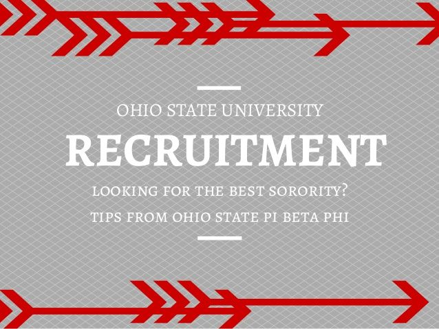 Sorority Recruitment at Ohio State University | Ohio State Greek Recruitment | Sororities at Ohio State University | OSU Pi Beta Phi | Ohio State University Pi Beta Phi | Pi Beta Phi at The Ohio State University | Sorority Houses at Ohio State