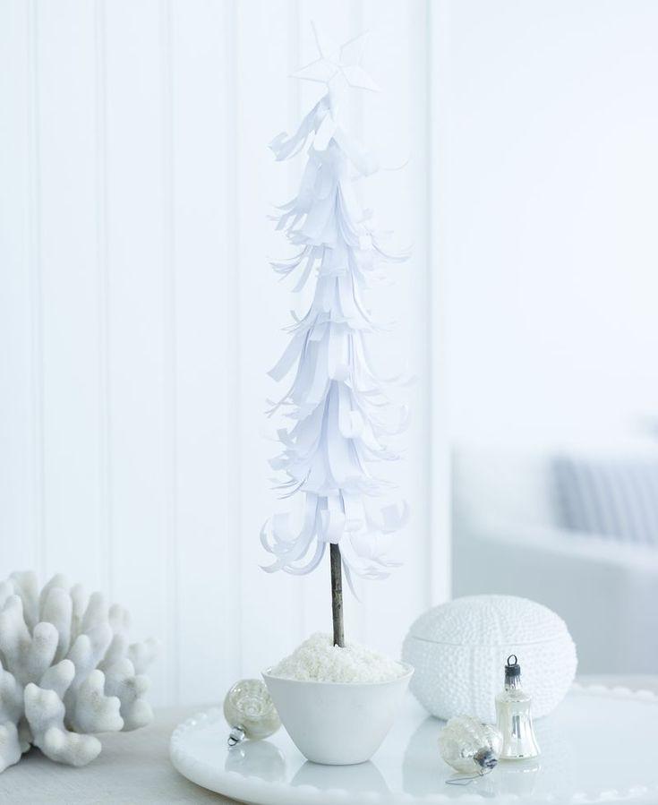 paper tree from Sweet Paul