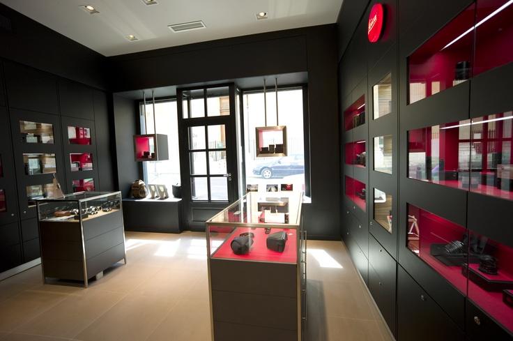Leica Store Marseille, 129 rue Paradis, 13006 Marseille - Tél.04.91.63.32.50 - #shopping #photographie #store