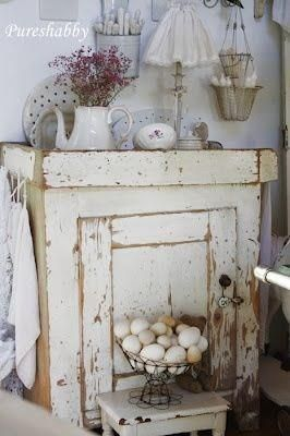 Find This Pin And More On Home Decor: Shabby Chic Vintage Cottage Farmhouse  Love By Shirleycrowley.