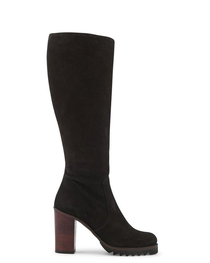 Botte , Cassandra , Bottes \u0026 Cuissardes , La Collection chaussures , Noir