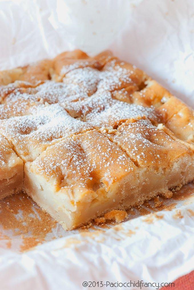 Paciocchi di Francy: Torta Tang Zhong alle mele e cannella (senza uova). - 19 e idea merenda