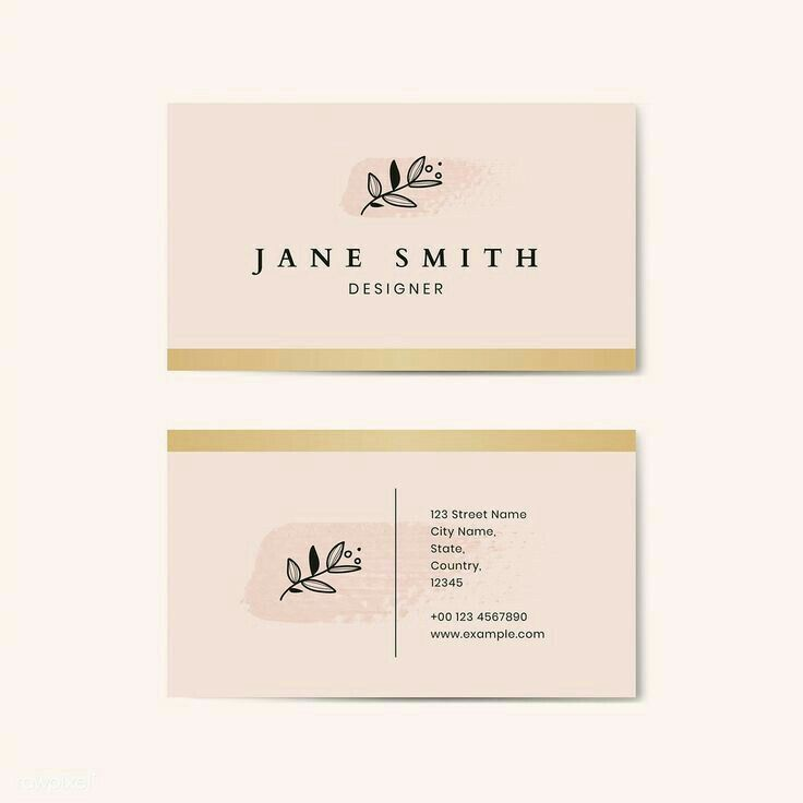 Jaimakhija I Will Design Business Card Letterhead And Stationery Items For 10 On Fiverr Com Graphic Design Business Card Pink Business Card Business Card Design