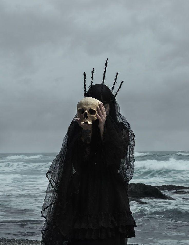 Hauntingly Grim Photoseries Daniel Vazquez – Photographer u2018American Ghoulu…