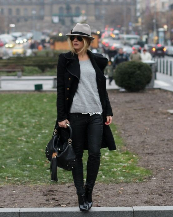 Make your wardrobe ready for the mean streets of downtown with our style tips and find out how to win a trip to NYC here! http://dropdeadgorgeousdaily.com/2014/08/new-york-style-downtown-cool-crowd/