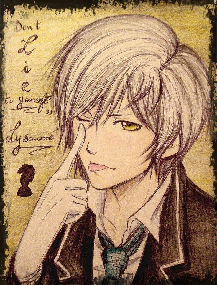 Don't Lie to Your Self [Lysandre] by sakura-streetfighter on DeviantArt