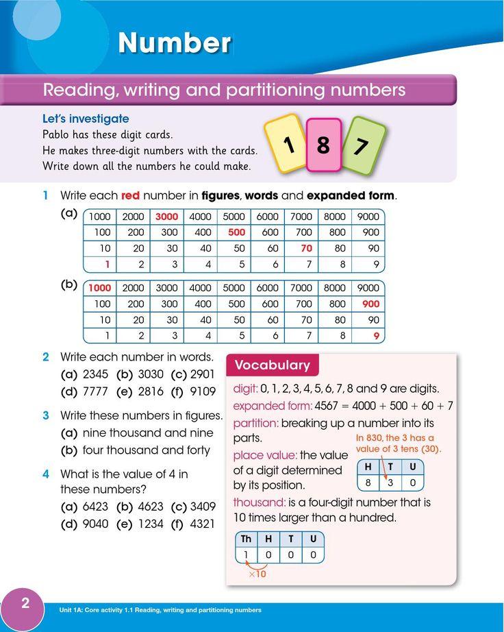 Cambridge Primary Mathematics Learner S Book Stage 4 Mathematics Primary Maths Teacher Guides