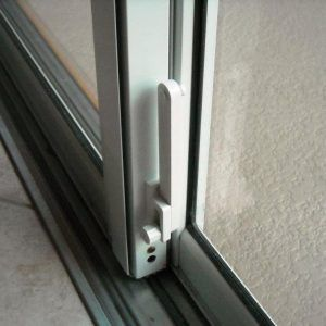 Crl Secondary Security Lock For Inside Sliding Patio Doors