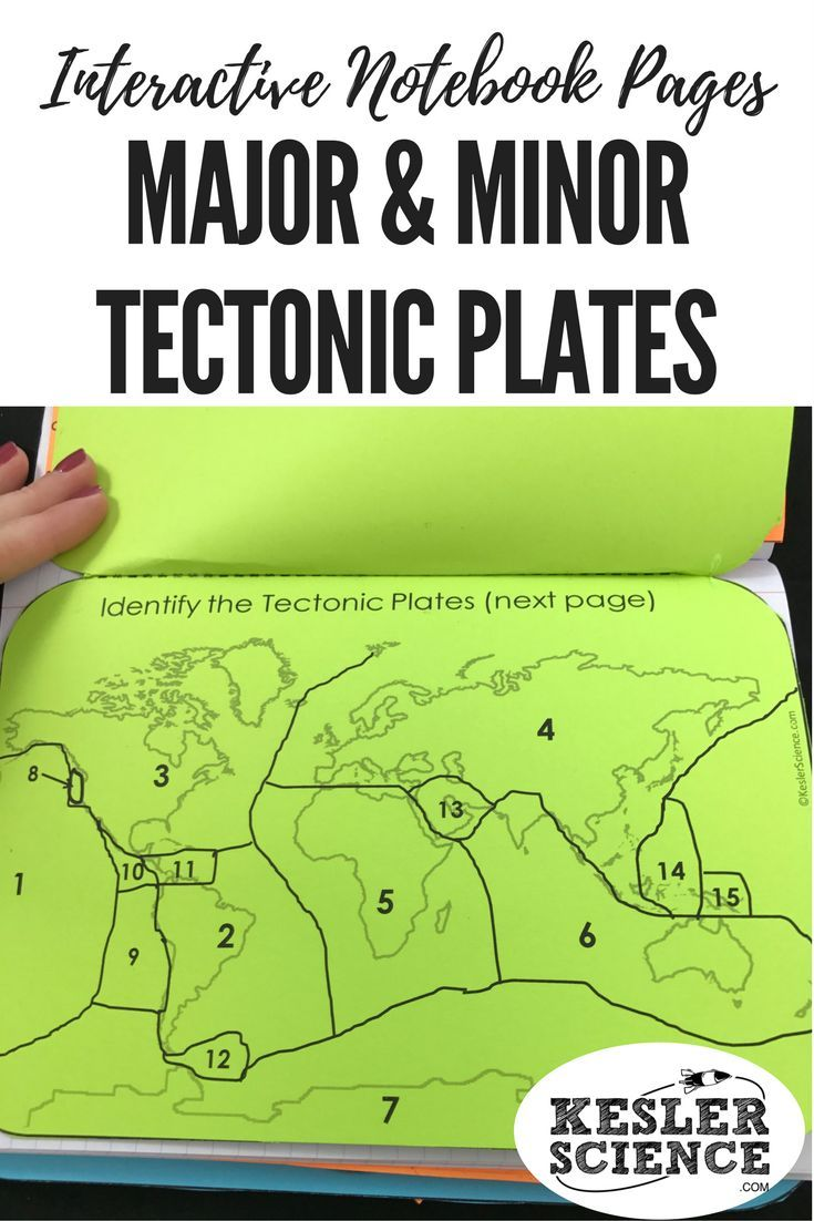 100 Best Plate Tectonics Images On Pinterest Interactive Notebooks