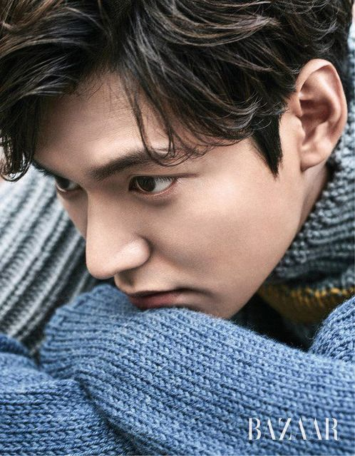 """With the beginning of SBS's drama """"The Legend Of The Blue Sea"""", Lee Min Ho will most likely be everywhere and that's fine with us since we've missed him. *hee* He grac…"""