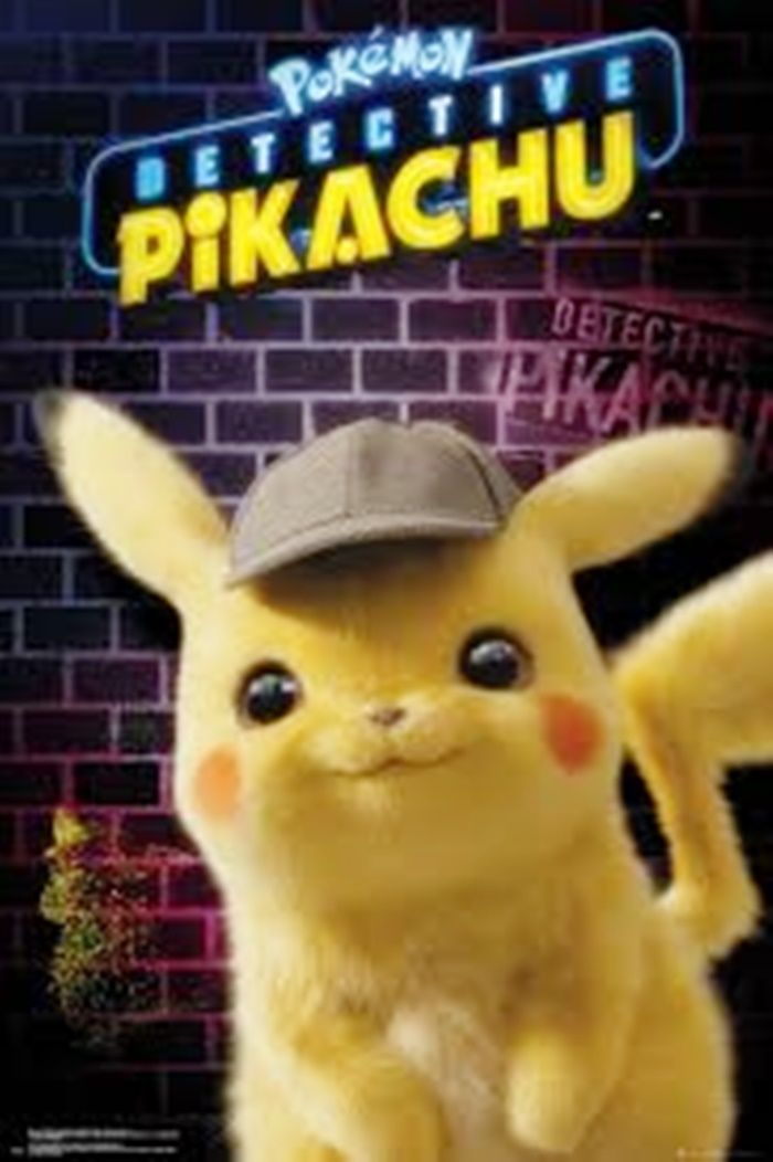 2019 Regarder Pokemon Detective Pikachu Film Complet Hd 4k Pikachu Pokemon Cute Pokemon Wallpaper
