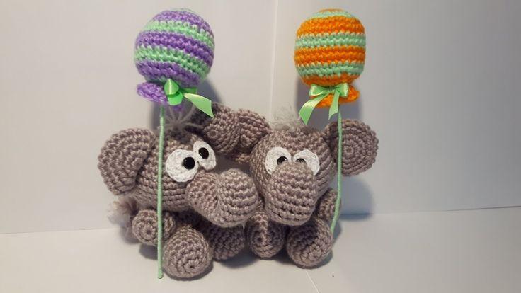 Uncinetto Amigurumi Elefante : Oltre 1000 idee su Elefante Alluncinetto su Pinterest ...