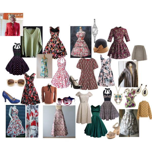 retro style by elenilor on Polyvore featuring Chicwish, River Island, MICHAEL Michael Kors, Ellie, Chinese Laundry and GUESS
