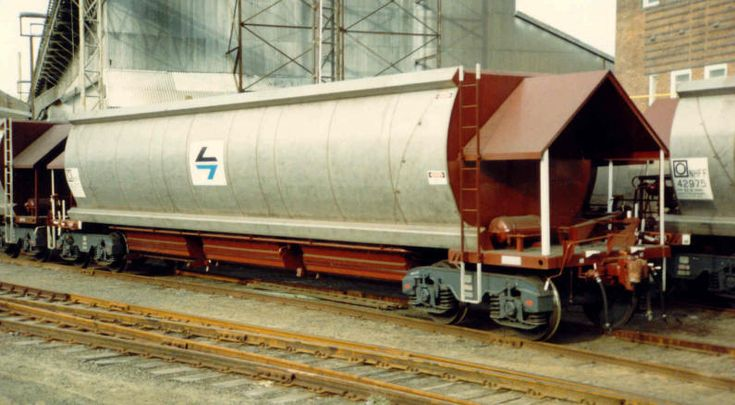 NHFF Coal Hopper