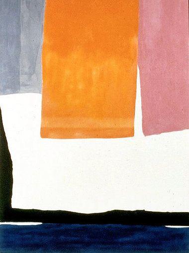 Frankenthaler // ART // Muse by Maike // http://musebymaike.blogspot.com.au   Instagram: @musebymaike  #MUSEBYMAIKE