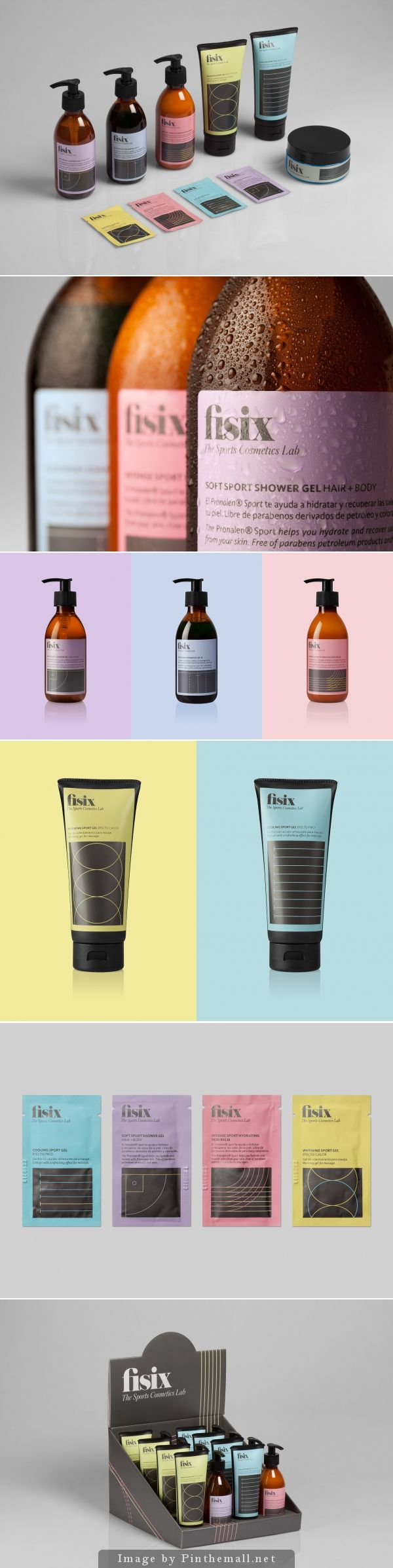 #cosmetics #packaging #branding