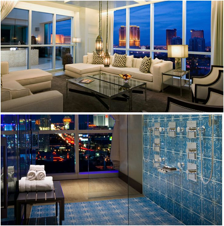best luxury hotels las vegas 2014