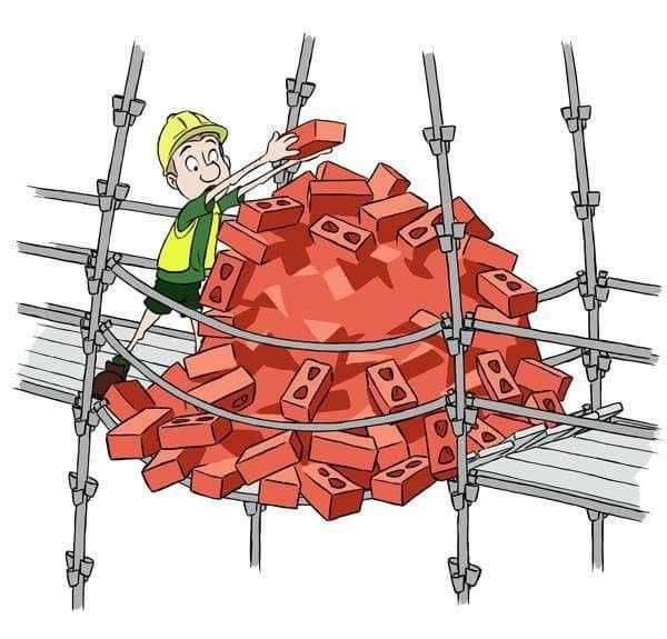 Dont overload scaffold