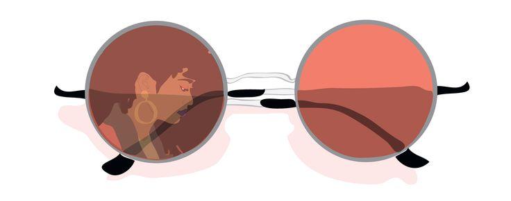 Sun glasses  #style #art #design #illustration