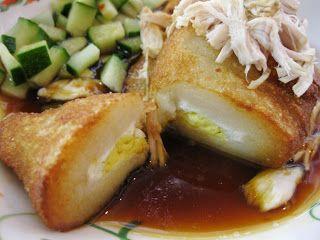PEMPEK PALEMBANG-INDONESIA  #Indonesian recipes #Indonesian cuisine #Asian recipes  http://indostyles.com/