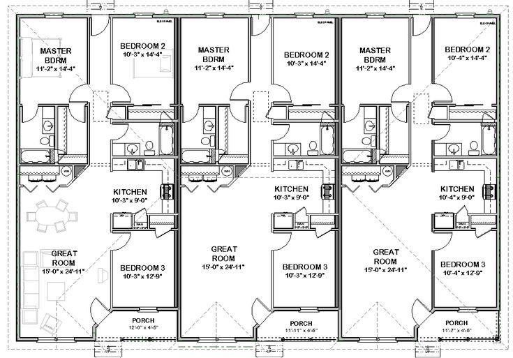 Triplex House For Sale In Bangalore Duplex Floor Plans Duplex Plans Family House Plans