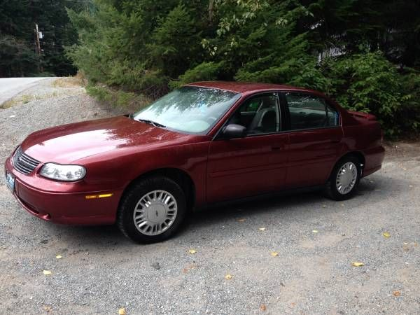 Under 117,00K! -- 2003 Chevy Malibu for sale in Whistler, British Columbia - cacarlist.com  http://cacarlist.com/others/under-11700k-2003-chevy-malibu_11035-10947.html