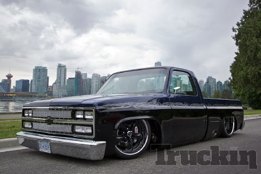 Gmc Black Widow >> 1000+ images about 73-87 stepsides n shortbeds on ...