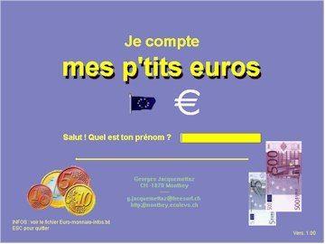 La monnaie européenne