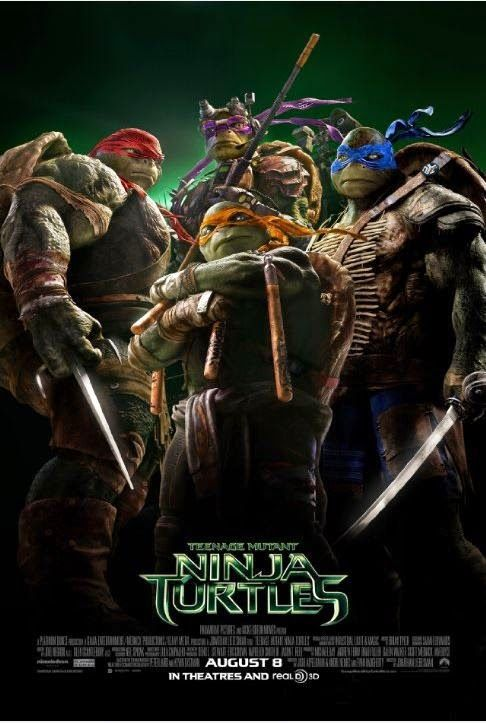 Teenage Mutant Ninja Turtles Movie Review #TMNTMovie