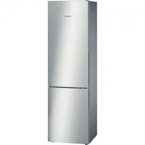 Combina frigorifica Bosch KGN39VL21 354L A+ Full NoFrost Argintiu Resigilat
