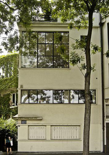 maison Ozenfant - Le Corbusier