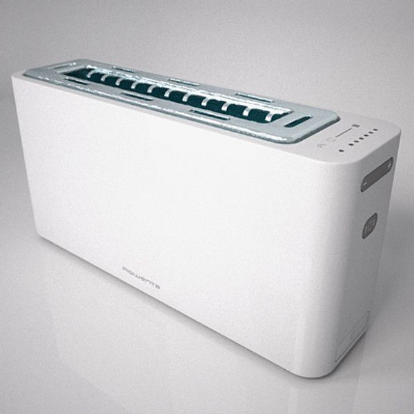jasper morrison toaster for rowenta