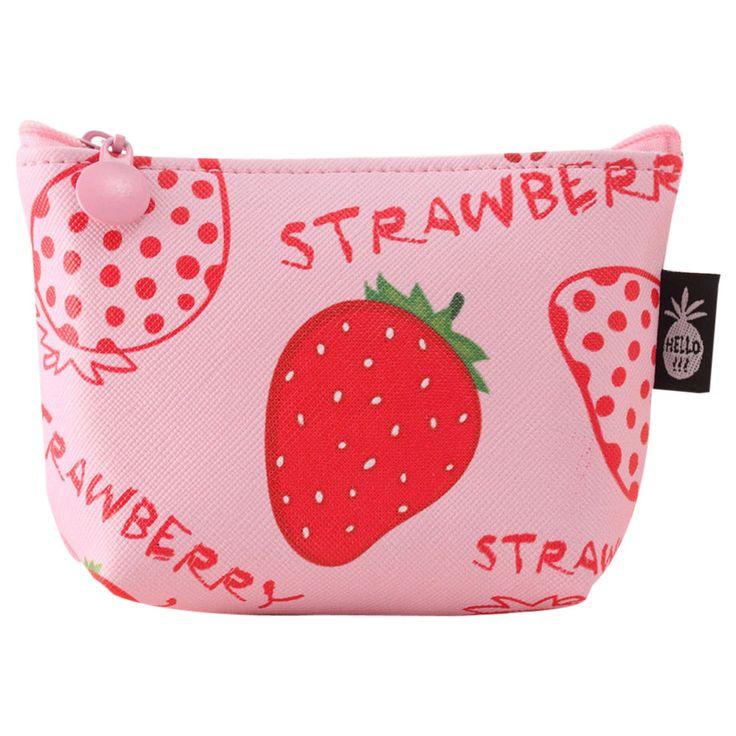 $1.22 (Buy here: https://alitems.com/g/1e8d114494ebda23ff8b16525dc3e8/?i=5&ulp=https%3A%2F%2Fwww.aliexpress.com%2Fitem%2F2016-New-Women-Girls-Cute-Fashion-Fruit-Coin-Purse-Wallet-Bag-Change-Pouch-Key-Holder%2F32723379458.html ) 2016 New Women Girls Cute Fashion Fruit Coin Purse  Wallet Bag Change Pouch Key Holder Zipper Purse Leather Women Wallet  for just $1.22
