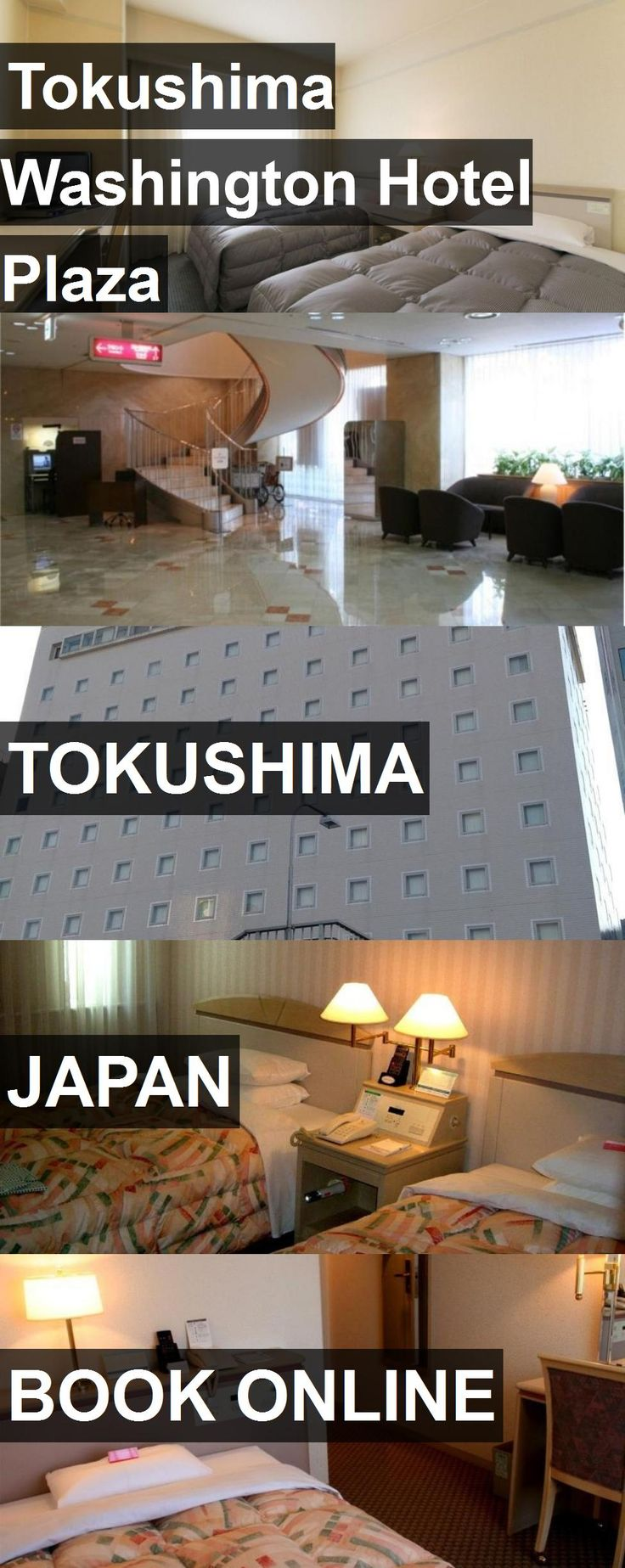 Tokushima Washington Hotel Plaza in Tokushima, Japan. For more information, photos, reviews and best prices please follow the link. #Japan #Tokushima #travel #vacation #hotel