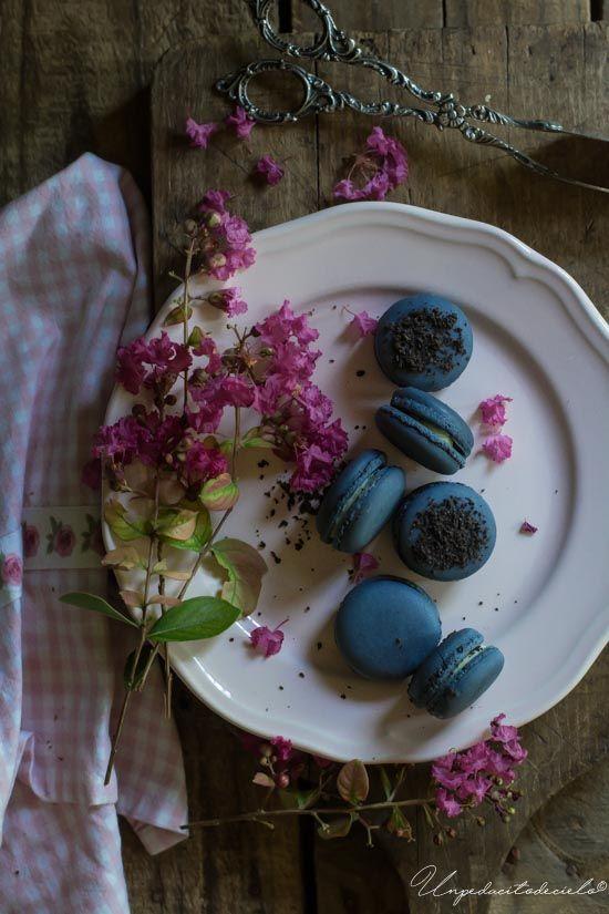 un pedacito de cielo: Macarons de Oreo