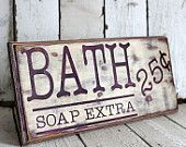 Distressed Signs