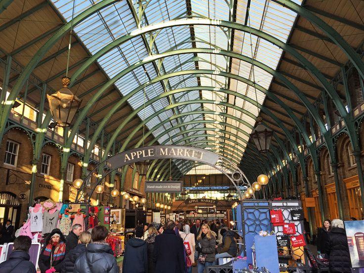 Covent Garden nel London, Greater London More photos here: http://www.thegirlwiththesuitcase.com/2015/09/londra-classica-mini-guida.html