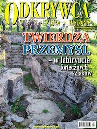 Odkrywca 7/2012. W numerze m.in.: poszukiwanie archiwum Hanny Reitsch oraz militarne niespodzianki w Głogowie. [5]