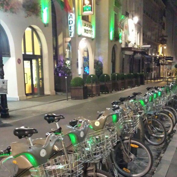 Rue Cadet  Paris