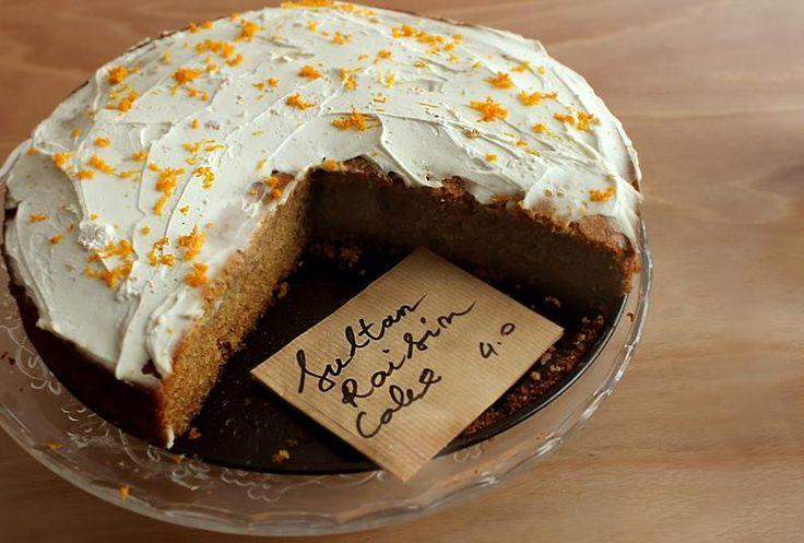 Raisin Cake #Peck47 - Urban Hypsteria