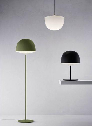 CHESHIRE, lampe de table, lampadaire et suspension - FontanaArte