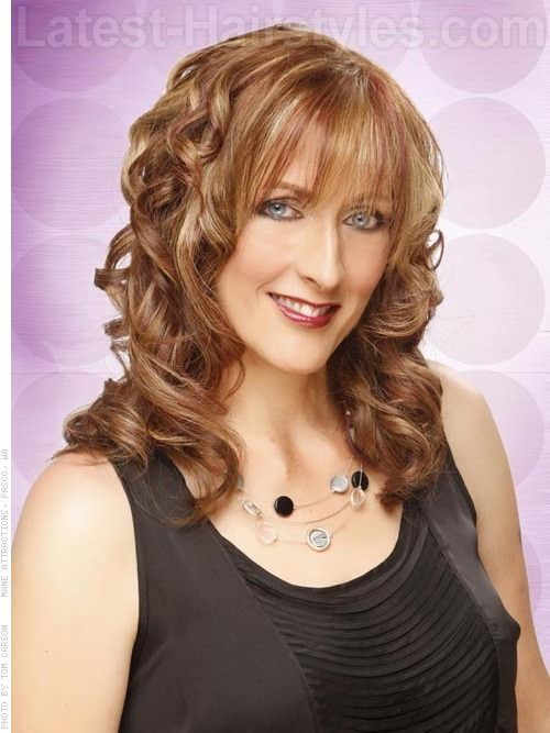 Hairstyles For Long Hair For Mother Of The Groom : ... by Liza on Weddings - B/P - Mother of the Bride & Grooms Mother