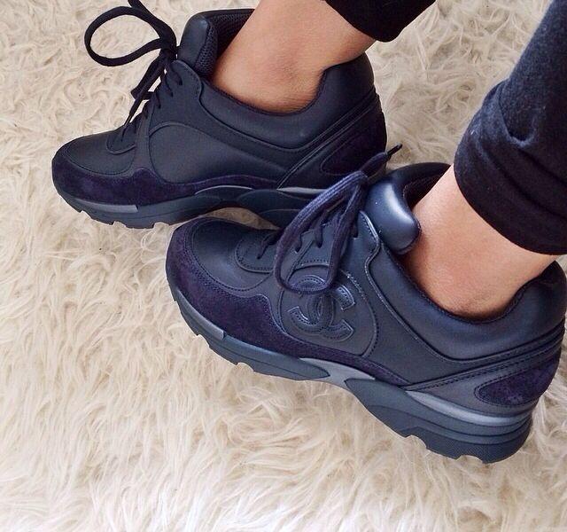 Vanilla Blue Shoes