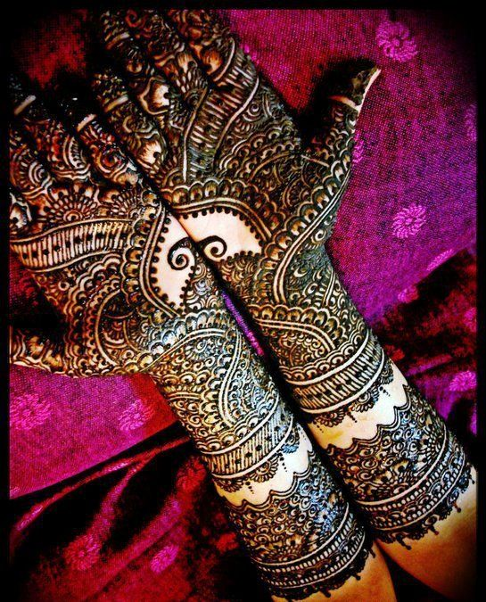 #BridalMehndi #Weddings #Tradition