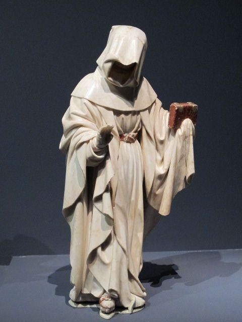 Larmes d'albâtre, les pleurants du tombeau de Jean sans Peur, duc ...