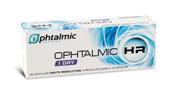 Marque : Ophtalmic Contactologie Rayon : 8.60  Diamètre : 14.10 Hydrophilie : 56%  Spheres : -10.00/+8.00 Teinte : incolore  Filtre UV : Oui Fréquence : Journalière