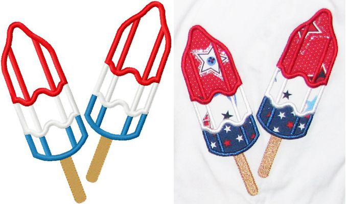 fourth of july popsicle stick crafts