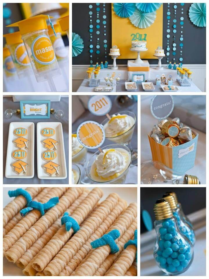 50 diy graduation party ideas decorations graduation